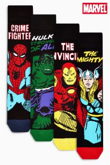 Character Socks Four Pack