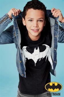 Sprana koszulka z napisem Batman® (3-14 lat)