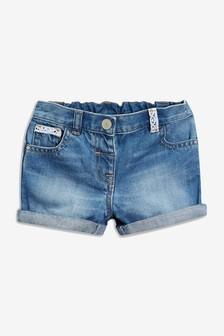 Turn Up Shorts (3mths-6yrs)