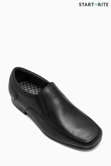 Start-Rite Black Tyler Shoe