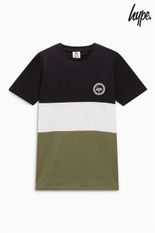 Hype Three Step Khaki T-Shirt