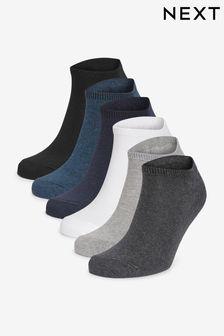 Šesťbalenie členkových ponožiek