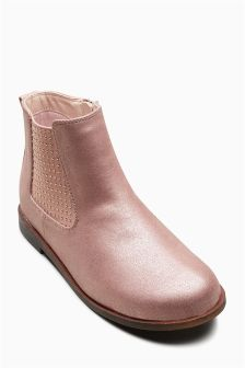 Studded Chelsea Boots (Older Girls)