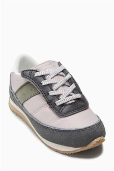 Fashion Retro Trainers (Younger Boys)