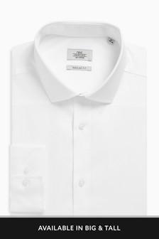 Poplin Mini Collar Shirt