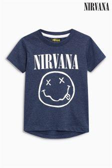 Nirvana Short Sleeve T-Shirt (3mths-6yrs)
