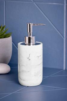 Marble Effect Soap Dispenser