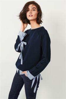 Mock Layer Sweater