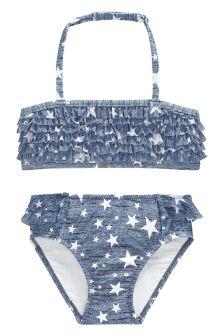 Netzstoff-Bikini (12 Monate bis 6 Jahre)