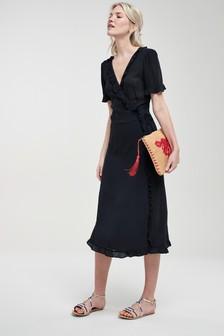 Spot Tea Dress