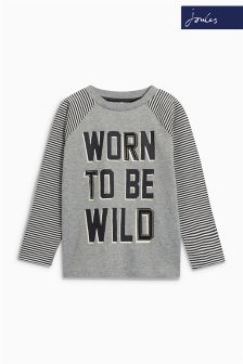 Joules Long Sleeve Jersey Top