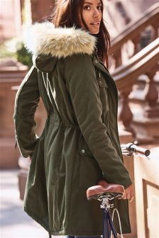 Women's coats and jackets Jackets Parka | Next Malta