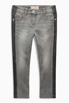 Side Stripe Jeans (3-16yrs)