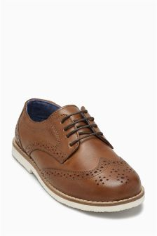 Classic Brogues (Younger Boys)