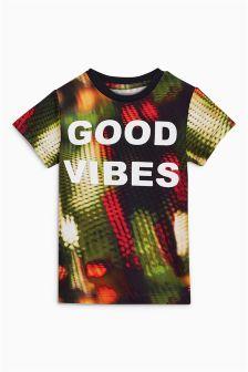 Good Vibes T-Shirt (3-16yrs)