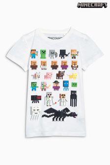 Minecraft Icon T-Shirt (4-14yrs)