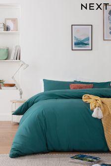 Комплект постельного белья из ткани с высоким содержанием хлопка