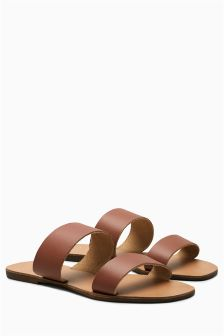 Two Band Sandals