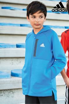 adidas Messi Zip Hoody
