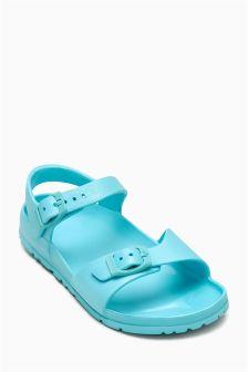 Beach Buckle Sandals (Younger Girls)