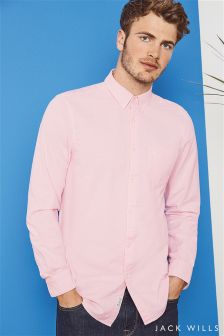Jack Wills Wadsworth Oxford Stripe Shirt