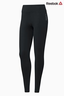 Reebok Run Black Elements Training Legging