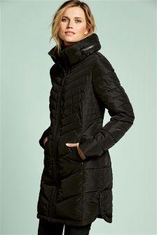 Women's coats and jackets Black | Next Malta