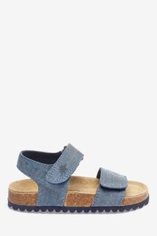 Sandały z korkową podeszwą (Młodsi chłopcy)