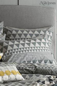 Niki Jones Isosceles Housewife Pillowcase