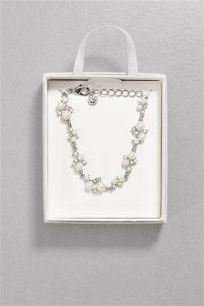 Pearl Effect Bracelet
