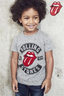Short Sleeve The Rolling Stones© T-Shirt (3mths-6yrs)
