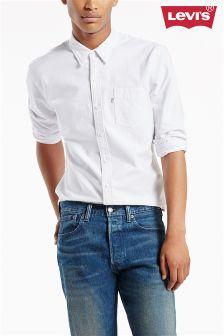Levi's® White Sunset One Pocket Shirt