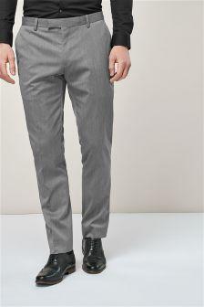 Костюмные брюки с возможностью машинной стирки