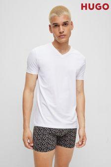 Set Of 2 Glitter Tapered Baskets