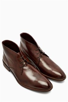 Signature Chukka Boot