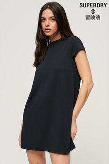 Puma® Sport Black Essential Logo Tee