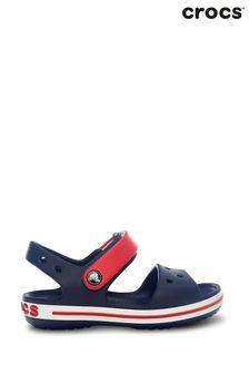 Crocs™ Navy Crocband Sandal