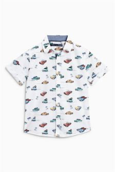 Košile s auty (3 m -6 let)
