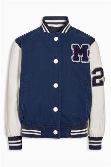 Бейсбольная куртка (3-16 лет)