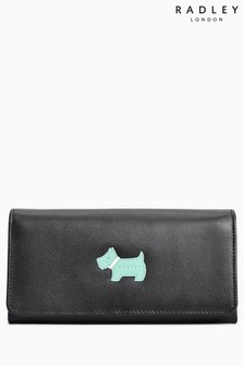 Radley® Black Heritage Dog Matinee Purse