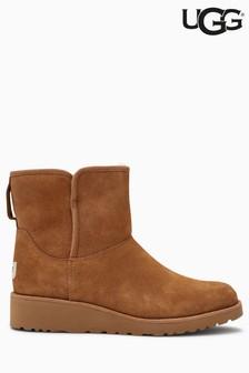 UGG® Chestnut Kristin Wedge Mini Boot