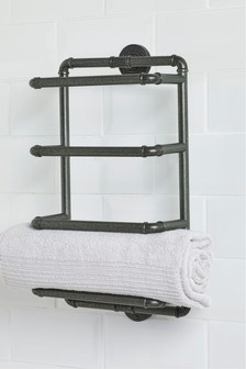 Hudson Towel Storage