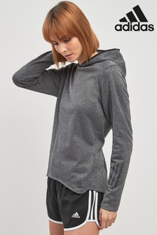 adidas Dark Grey Astro Running Top