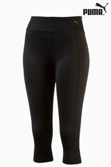 Puma® Gym Black Essential 3/4 Tight