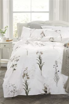 300 Thread Count Cotton Printed Bed Set