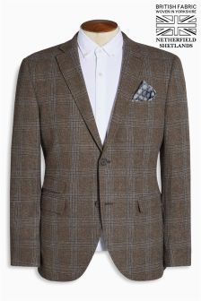 Signature British Fabric Tailored Fit Jacket
