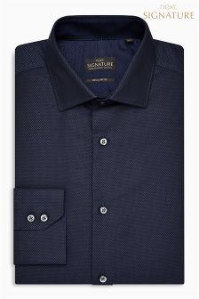 Signature Spot Texture Shirt