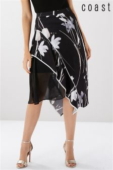 Coast Multi Vivica Printed Skirt