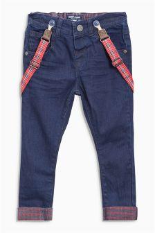 Smart Braced Jeans (3mths-6yrs)