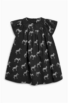 Zebra Print Dress (3mths-6yrs)